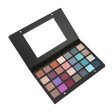 28 Color Neutral Warm Eyeshadow Palette Pigment Eye Shadow Makeup Cosmetics New