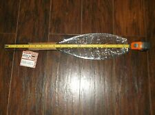 CHAR BROIL  Non Stick BBQ Fish Grill  With Wood Handle & Slide Lock - New