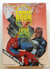 PGP Official Comic Book Price Guide Great Britain 1990 Spider Man Cover #2