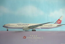 Hogan Wings 1:200 Boeing 777-300ER China Airlines B-18355 + Herpa Wing Katalog