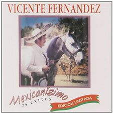 Vicente Fern ndez - Mexicanisimo: 24 Exitos [New CD]