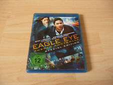 Blu Ray Eagle Eye - Ausser Kontrolle - Special Edition - 2008