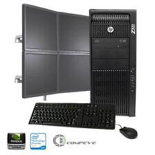 HP Z820 Workstation Intel E5-2640 2.5GHz/ Nvidia NVS440/ 48GB RAM/ 1TB HDD/ Win7
