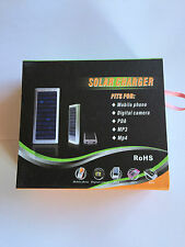 1350mAh portable solar charger for mobile phone for mp3/p4 camera