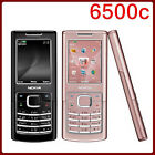 Nokia 6500C (Unlocked) Classic Mobile Phone 3G 2MP MP3 Bluetooth Free Shiping