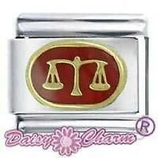 DAISY CHARM by JSC Italian Charms  - LIBRA ZODIAC SIGN