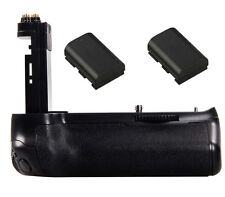 Vertical Camera Grip for canon 7D mark II as BG-E16 + 2 Holder+ 2 LP-E6 Battery