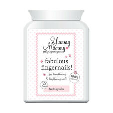 YUMMY MUMMY POST PREGNANCY CARE NAIL STRENGTHENING TABLETS STOPS BREAKING