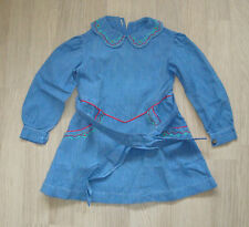 N°29 BLOUSE SCOLAIRE ANCIENNE ECOLE ECOLIER ENFANT TABLIER OLD SCHOOL GOWN CHILD