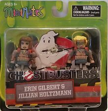 Ghostbusters 2016 Movie Minimates Series 1 Erin Gilbert & Jillian Holt
