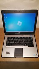 "RM Mobile One T12ER Laptop Notebook 1GB 80GB 15.4"" Windows 7 & Software DVD"