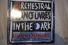 (o) Orchestral Manoeuvres In The Dark OMD - (Forever) Live And Die Maxi