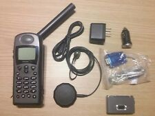Iridium 9505A Satellite Phone bundle with Data Connector and External Antenna