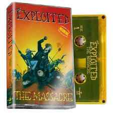 THE EXPLOITED - The Massacre - Kassette Audio Cassette Tape MC - NEU OVP