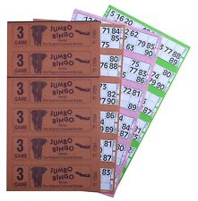 Bingo Tickets 750 3 Page 6 To View Bingo Books