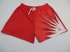 Weak Elastic Umbro Mens Indoor Soccer Futbol Running Nylon Summer Shorts Sz XL