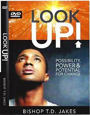 Look Up - Possibility Power & for Change - 2 DVD Bishop T.D. Jakes