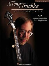 The Tony Trischka Collection Learn to Play Banjo Songs Tunes Music Book