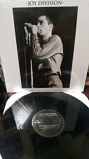 JOY DIVISION Love Will Tear Us Apart 12 inch Vinyl Leaders of Men (Ian Curtis)