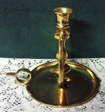 Baldwin Brass Nautical Gimbal Ship Sconce Swivel Candle Table Candlestick Finger