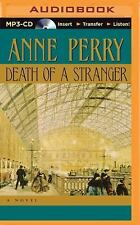 William Monk: Death of a Stranger 13 by Anne Perry (2015, MP3 CD, Unabridged)