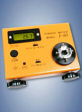 Cedar i-8 Torque Tester for Power Drivers & Wrenches, 7 lbf-in, 110V