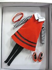 BNIB Agnes Dreary Pitiful Playtime Tonner Doll Clothing outfit red dress
