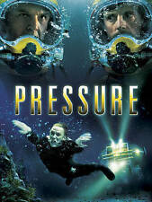 PRESSURE, DVD, Danny Huston, Matthew Goode,