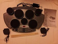 Clarity cdm 01 drum kit 7 Pad electronic drum machine