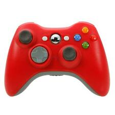 Red Wireless Game Remote Controller for Microsoft Xbox 360 Gamepad Console