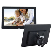 "New 10.1"" Digital Photo Picture Frame Video Music Player + US Charger Black"