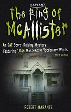 Kaplan Test Prep: The Ring of Mcallister : A Score-Raising Mystery Featuring 1,0