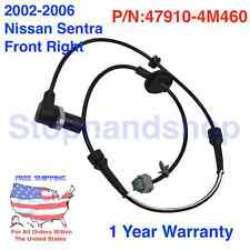 New ABS Wheel Speed Sensor fits 02-06 Nissan Sentra Front Right Passenger Site