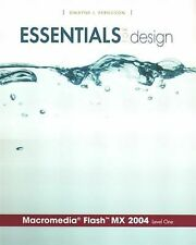 Essentials for Design Macromedia(R) Flash(TM) MX 2004,  Level 1 (Essen-ExLibrary