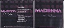 MADONNA GET TOGETHER DOUBLE REMIX PROMO CD SINGLE