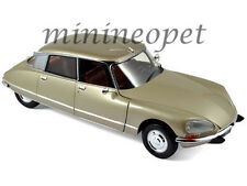 NOREV 181581 1973 73 CITROEN DS 23 PALLA 1/18 DIECAST MODEL CAR BEIGE