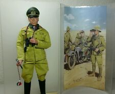 "Dragon Models 1/6 WWII NORTH AFRICA 1942 THE DESERT FOX ""ROMMEL"""