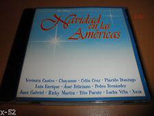 Disney NAVIDAD cd JOSE FELICIANO domingo RICKY MARTIN xuxa TITO PUENTE enrique