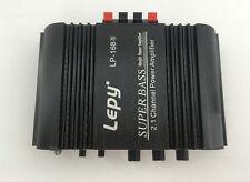 12V Lepy LP-168HS HI-FI 2.1 Super Bass Home Audio Amplifier 40W*2+68W RMS