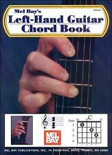 Left-Hand Guitar Chord Book by William Bay (2002, Book, Other)
