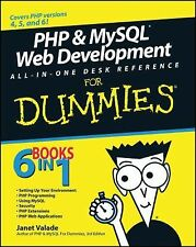 PHP & MySQL Web Development All-in-One Desk Reference For Dummies-ExLibrary