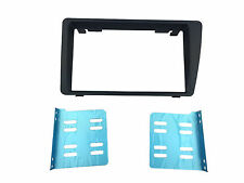 2 Din Radio DVD Stereo Panel Dash Trim Kit fascia Frame For Honda Civic Facia