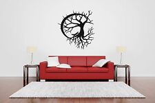 Wall Room Decor Art Vinyl Sticker Mural Decal Tree Of Life Tattoo Tribal AS2478