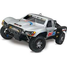 Traxxas 1/10 Nitro Slayer Pro 4X4 TSM 4WD RTR EZ Start Gray #7 59076-3