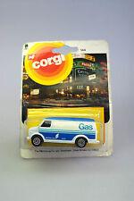 US VAN GAS VON CORGI  -IN OVP – VON 1983 –*****