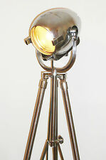 VINTAGE THEATRE LIGHT ART DECO MID CENTURY FILM STUDIO FLOOR LAMP RETRO 1960S