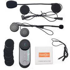1set Motorcycle BT Helmet Bluetooth FDC Intercom for rider and passenger Pillion