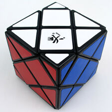 DaYan 4 cube Four Axis Magic Cube Dino F-Skewb Cube Twist Puzzle black white