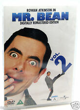 Mr. Bean Temporada 1, Volumen 2 DVD Remasterizado Digitalmente