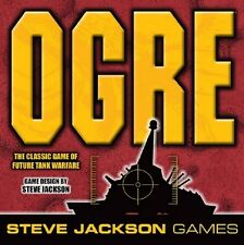 Steve Jackson Games: Ogre - The Classic Game of Future Tank Warfare 6th Ed (New)